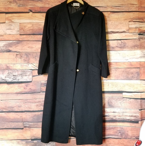 83c10b0357e Vintge Ashley Scott Wool Coat. M 5c5c8d973e0caa8523717300